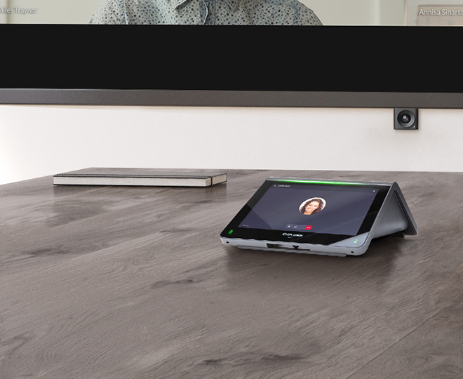 Crestron Video Conference